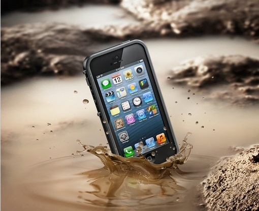 iPhone 5 Case - Lifeproof 1