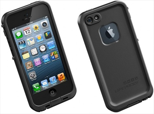 iPhone 5 Case - Lifeproof 3