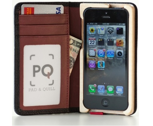 iPhone 5 Case - Notebook Style 1