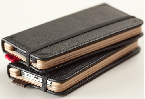 iPhone 5 Case - Notebook Style 2