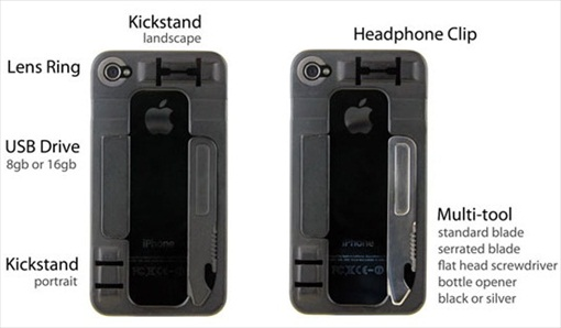 iPhone 5 Case - ReadyCase 4