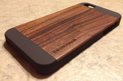 iPhone 5 Case - Real Wood 2
