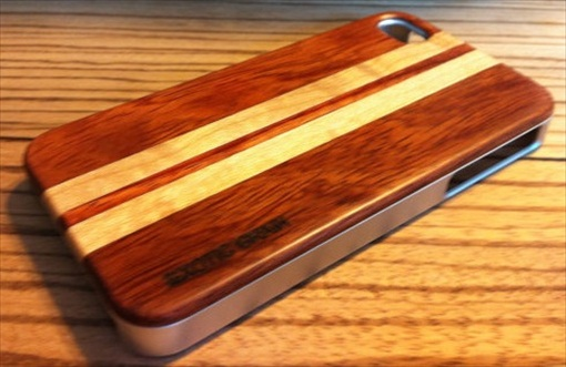 iPhone 5 Case - Real Wood 3