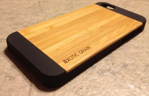 iPhone 5 Case - Real Wood 4
