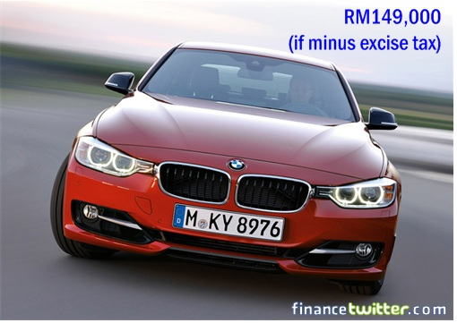 PR Manifesto - Abolish BMW Excise Duties