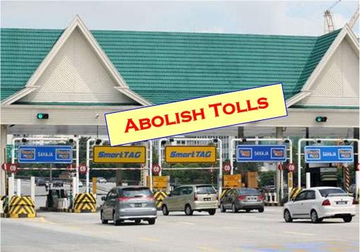 PR Manifesto - Abolish Tolls