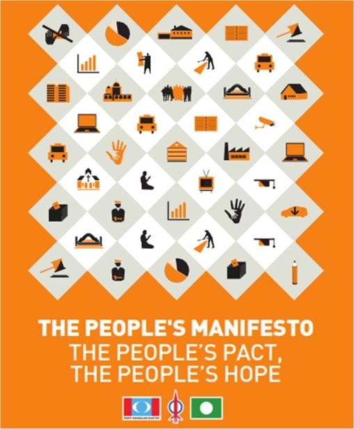 PR Manifesto - Leaflet