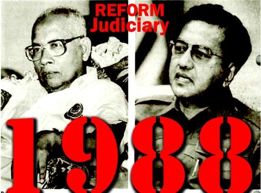 PR Manifesto - Reform Judiciary