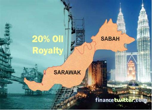 PR Manifesto - Sabah Sarawak Oil Royalty