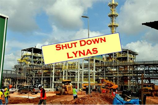 PR Manifesto - Stop Lynas
