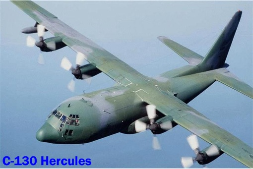 Sabah Invasion - C-130 Hercules