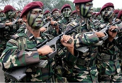 Sabah Invasion - Malaysian Army