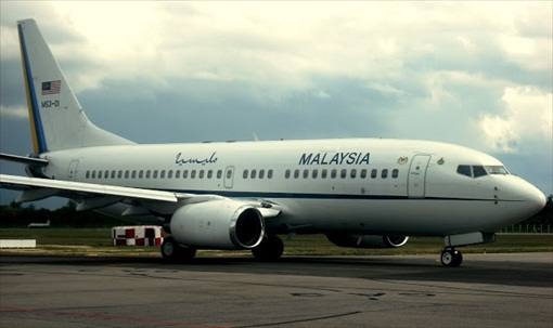 Sabah Invasion - PM Boeing 737-700