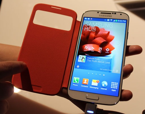 Samsung Galaxy S4 - photo 4