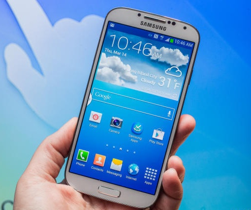 Samsung Galaxy S4 - photo 7