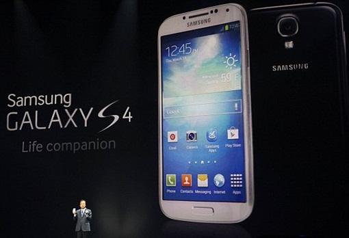 Samsung Galaxy S4 - present