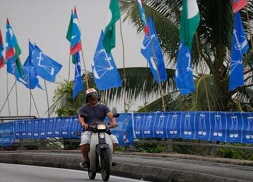 13 General Election - BN Flags 01