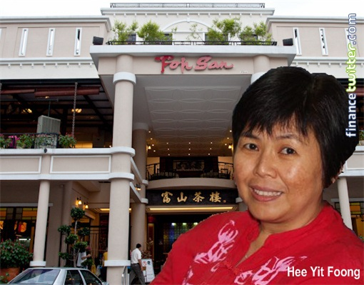 Ipoh Foh San Dim Sum Restaurant - Hee Yit Foong