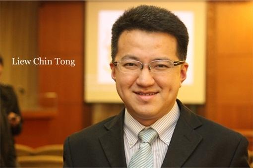 Malaysia 13 General Election - Kluang Liew Chin Tong