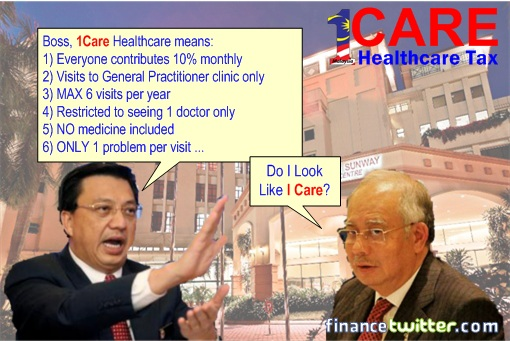 Manifesto - PR vs BN - 1Care Healthcare Tax