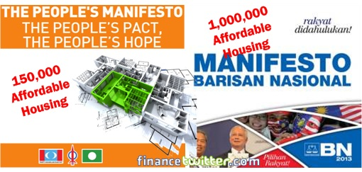 Manifesto - PR vs BN - Affordable Housing