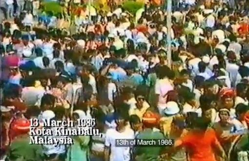 Sabah 1985 Riot - 2