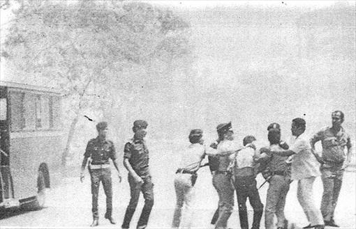 Sabah 1985 Riot - Photo 4