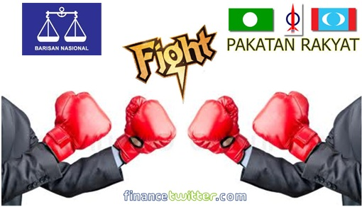 13 General Election - BN Fight PR