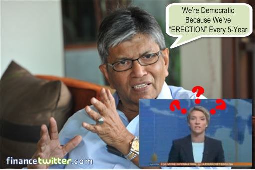 Zainuddin Maidin Erection Every 5-Year
