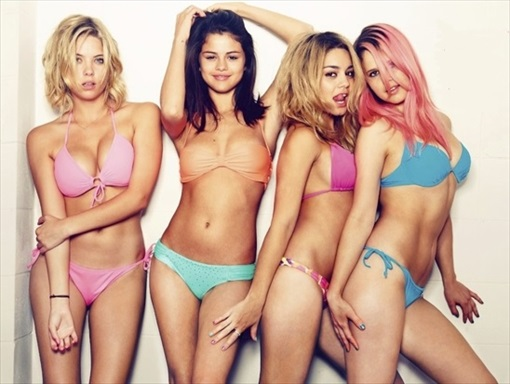 Top 10 Most Profitable Movies Of The Year (mid-2013) - Spring Breakers