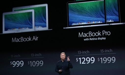 MacBook Air and Macbook Pro Prices