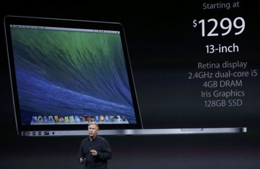 MacBook Pro Retina Displays 13-inch