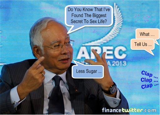 Sugar - Najib Better Sex Life