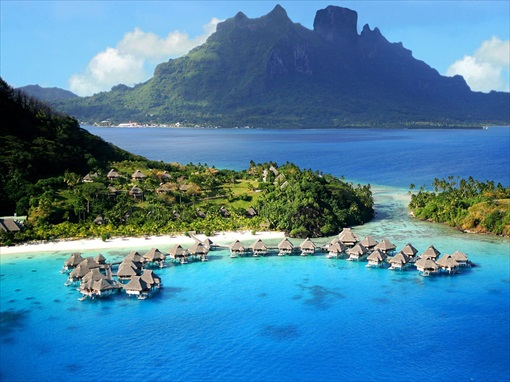 Top-20 Islands In The World - Bora Bora