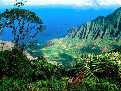 Top-20 Islands In The World - Kauai