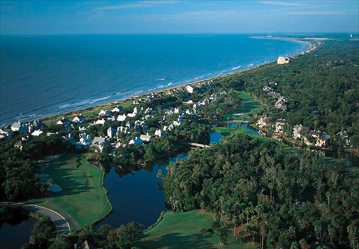 Top-20 Islands In The World - Kiawah Island