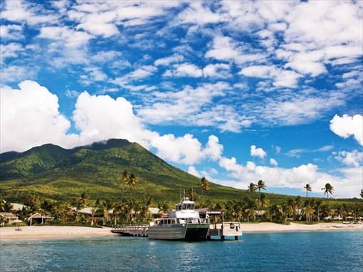 Top-20 Islands In The World - Nevis