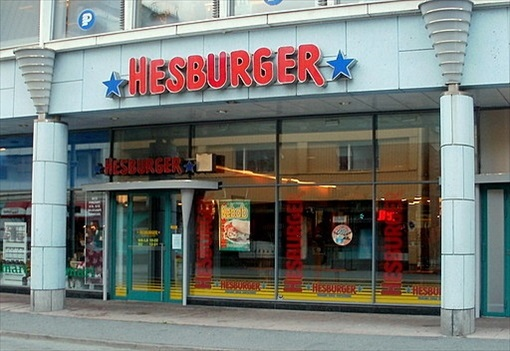 Hesburger - Finland Fast Food