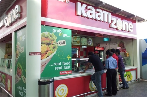 Kaati Zone - India Fast Food