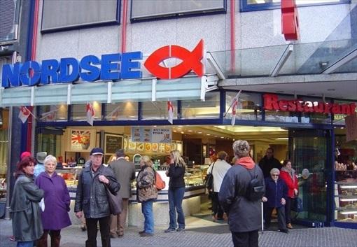 Nordsee - German Fast Food