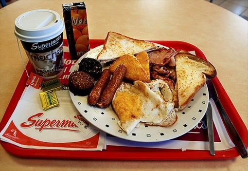 Supermac's - Ireland Fast Food Dishes