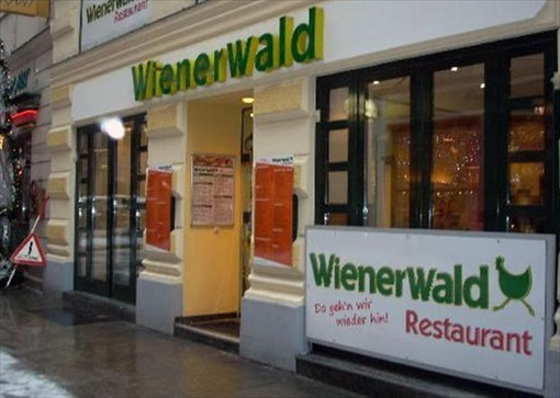 Wienerwald - Germany Fast Food