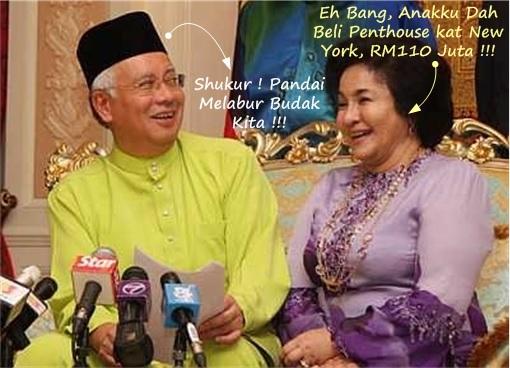 Najib Rosmah - New York Penthouse