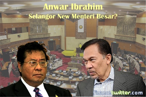 Kajang by-election - Anwar New Menteri Besar