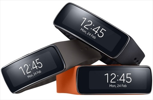 Samsung Galaxy S5 - Gear Fit