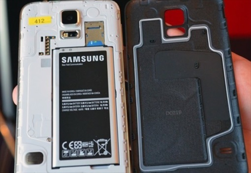 Samsung Galaxy S5 - Larger Battery