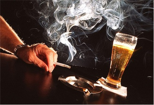 Save Money - Reduce Alcohol and Tobacco