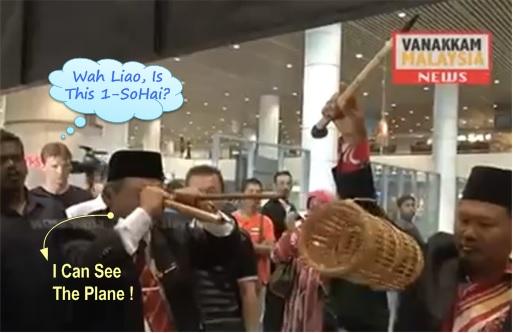 Malaysia MH370 Missing - Bomoh Shaman 3