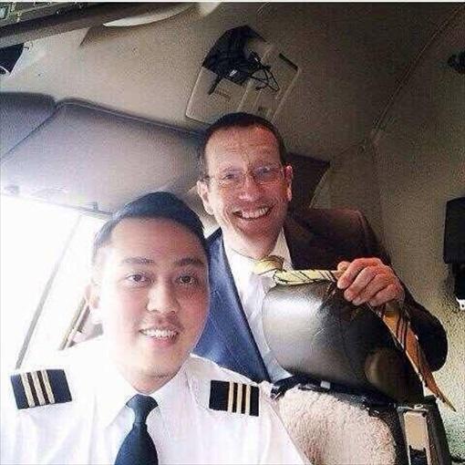 Malaysia MH370 Missing - Captain Zaharie Ahmad Shah and Fariq Ab Hamid