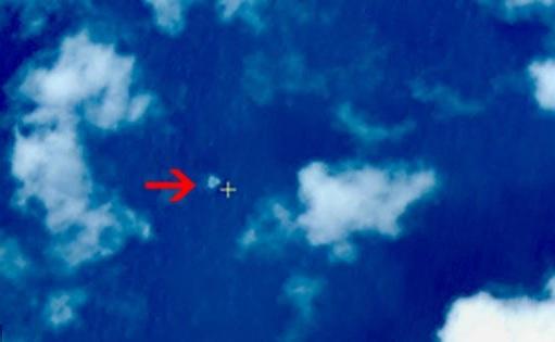 Malaysia MH370 Missing - China's Satellite Photo